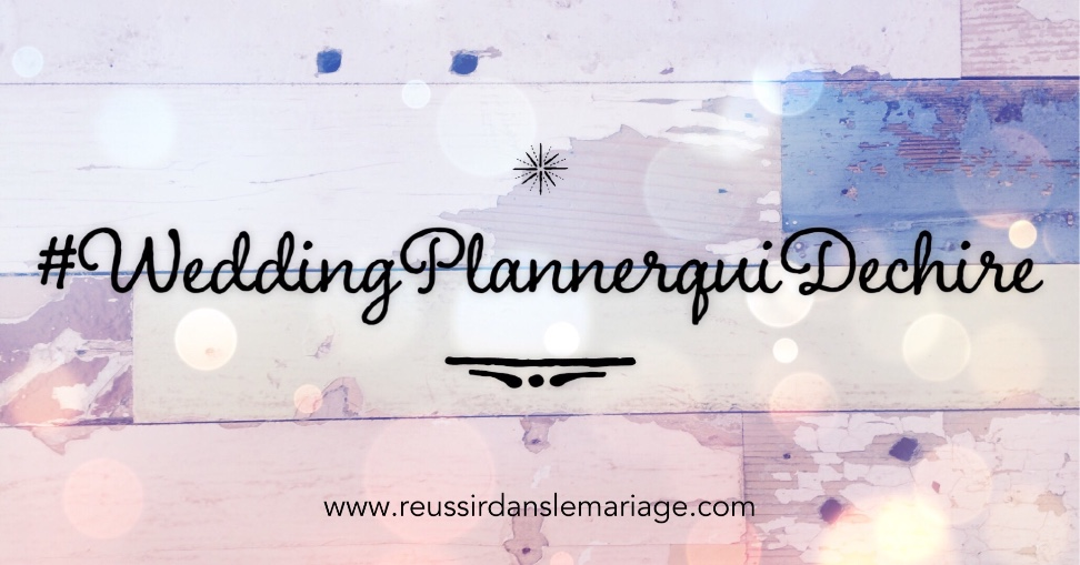 #WeddingPlannerquidechire