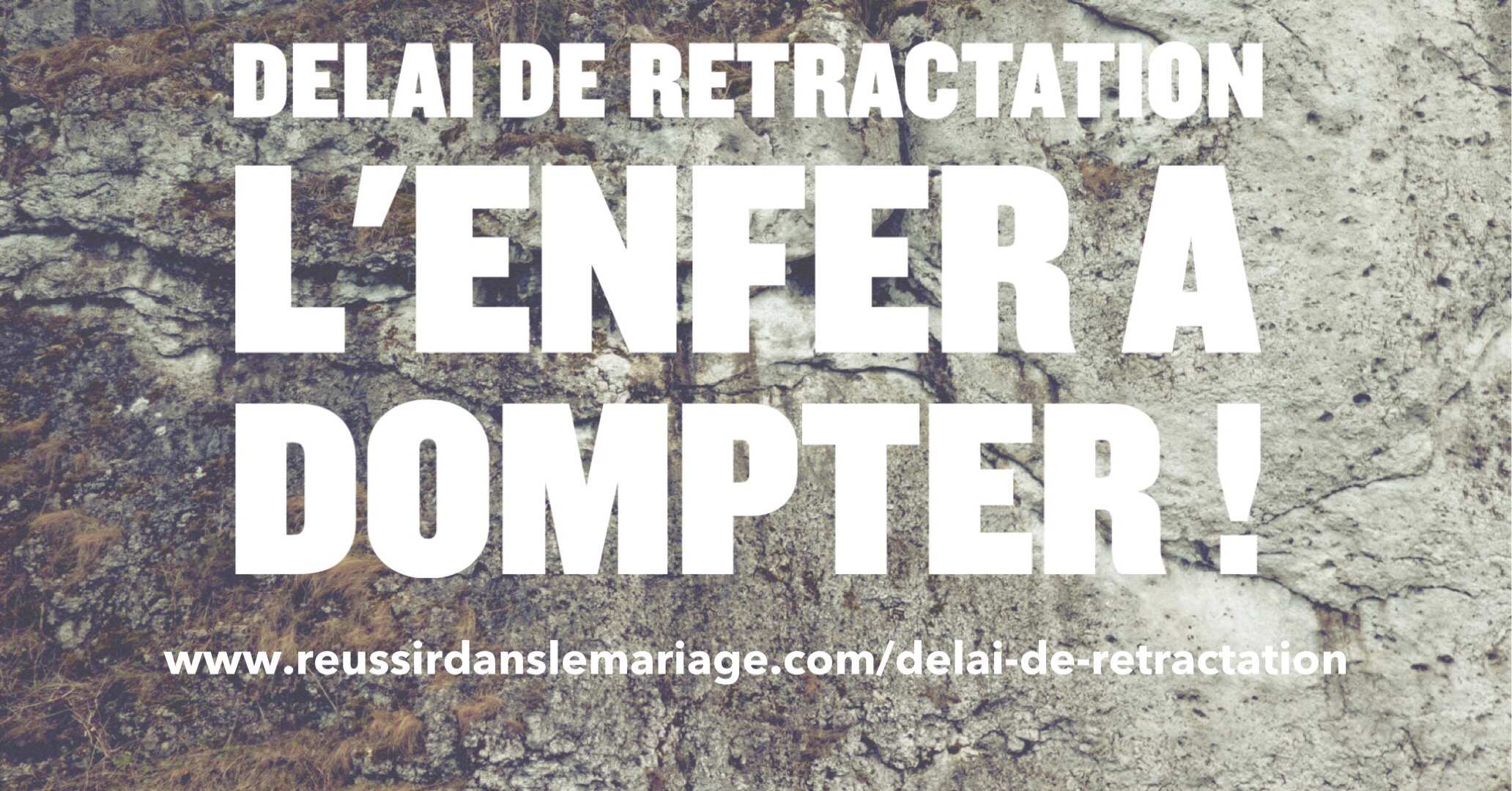 delai de retractation